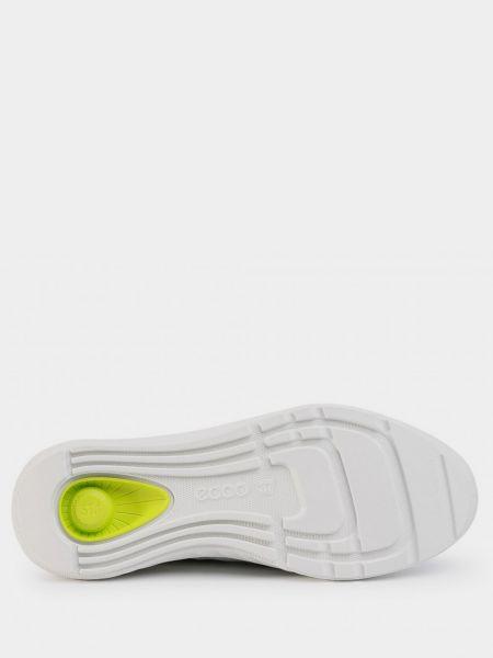 Городские белые кроссовки Ecco