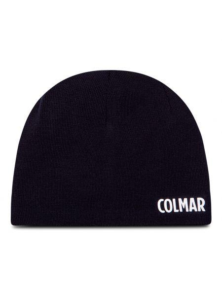 Czarna czapka z akrylu Colmar