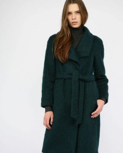 Пальто - зеленое Mosaic
