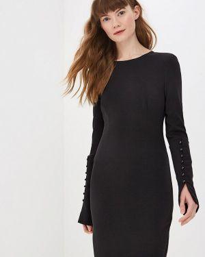 Платье черное Mirasezar