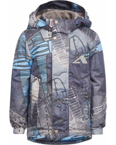 Куртка теплая серая Oldos Active