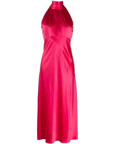 Różowa sukienka Saloni