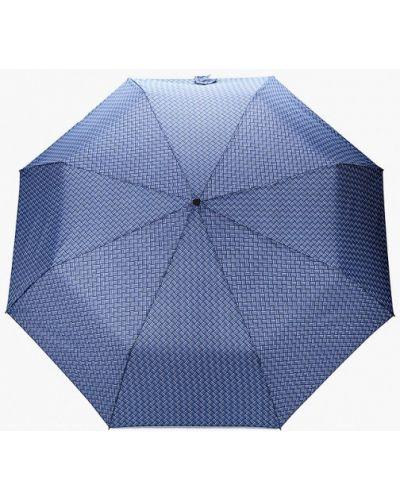 Складной зонт - синий Eleganzza
