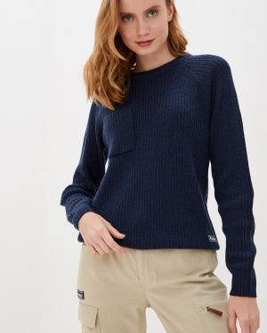 Синий свитер Bergans Of Norway