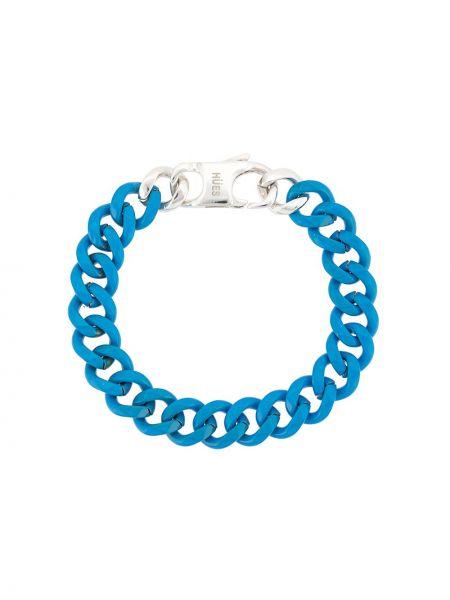Синий браслет Hues