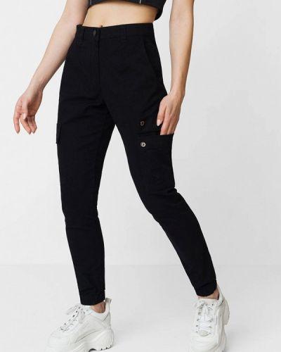 Черные брюки карго Bezet