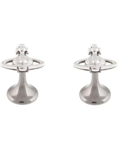 Spinki do mankietów srebrne Vivienne Westwood