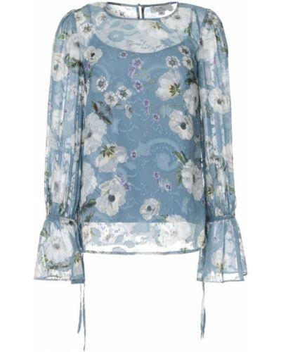 Блузка прозрачная с цветочным принтом We Are Kindred