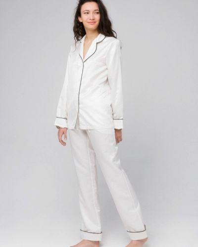 Пижама белая пижамный Serenity