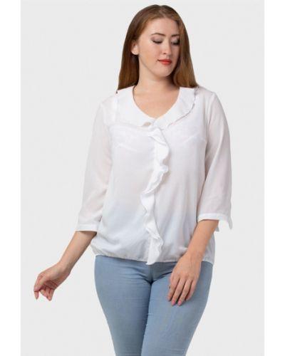 Блузка белая Xlady
