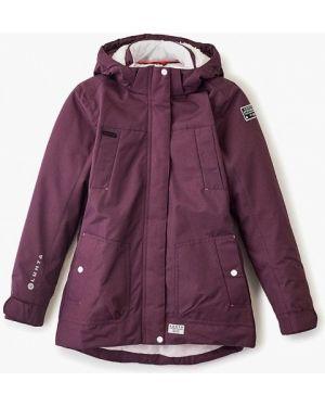 Фиолетовая куртка Luhta