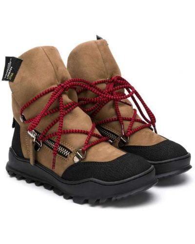 Ботинки коричневый бежевый Cinzia Araia Kids