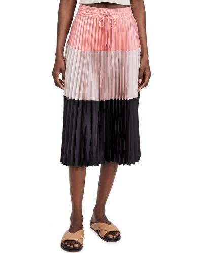 Клубная плиссированная юбка на резинке Club Monaco