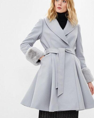 Пальто демисезонное серое Ted Baker London