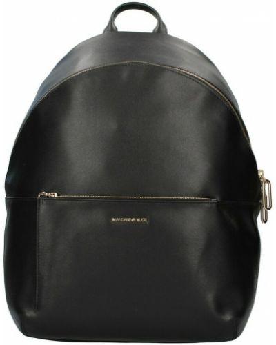 Czarny plecak Mandarina Duck