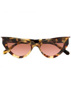 Czarne okulary Philipp Plein