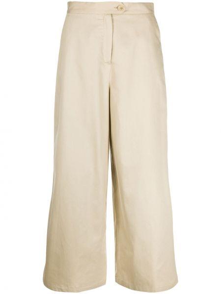 Szerokie spodnie z kieszeniami spodnie chuligańskie Aspesi