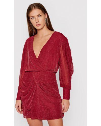 Czerwona sukienka koktajlowa Iro