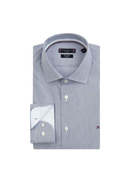 Koszula z długim rękawem w paski z paskami Tommy Tailored