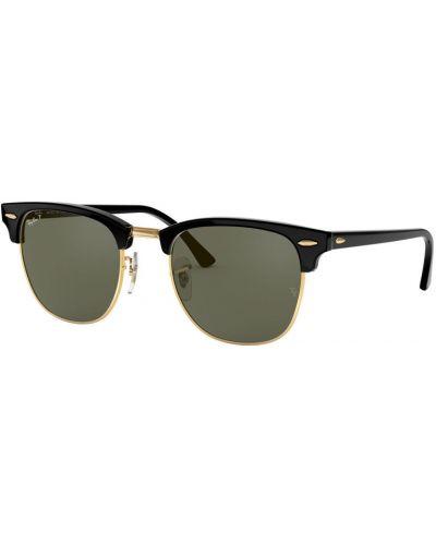 Солнцезащитные очки черные Ray-ban