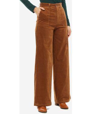 Свободные брюки вельветовые Pepe Jeans