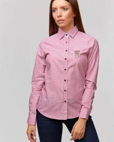 Розовая рубашка Campione