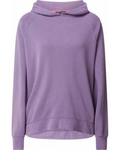 Fioletowa bluza bawełniana Risy & Jerfs