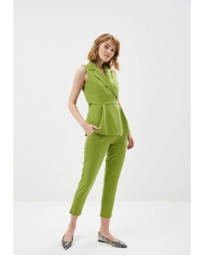 Зеленый брючный костюм Vivaldi