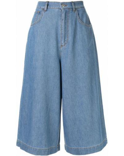 8bf8c722e81 Женские укороченные джинсы Dolce   Gabbana (Дольче Габбана) - купить ...