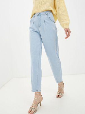 Широкие джинсы Grafinia