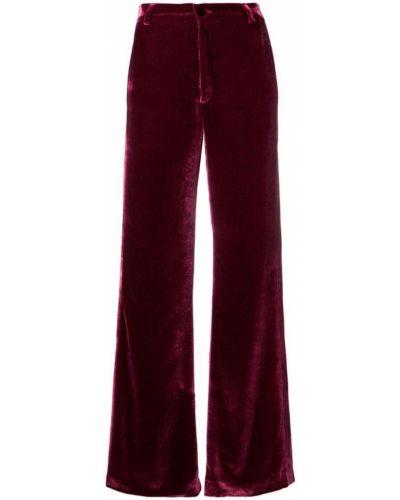 Свободные брюки с поясом Palomo Spain