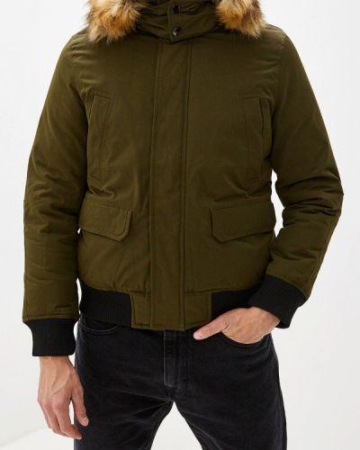 Зимняя куртка утепленная осенняя Young & Rich