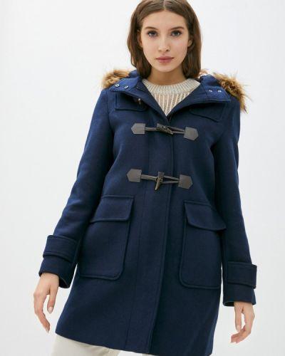 Синее пальто Marks & Spencer