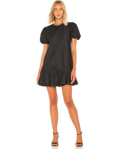 Джинсовое платье - черное Likely