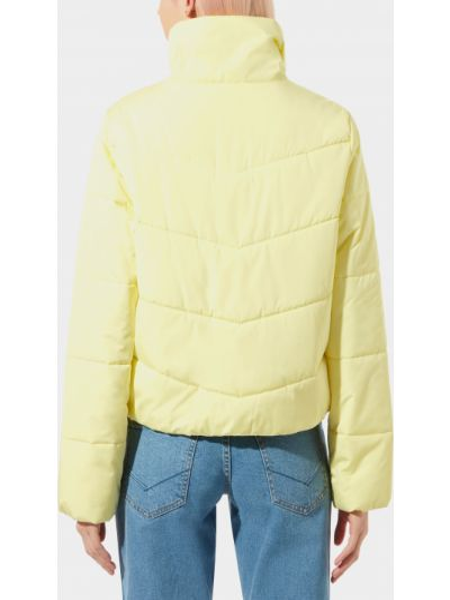 Желтая куртка Vans