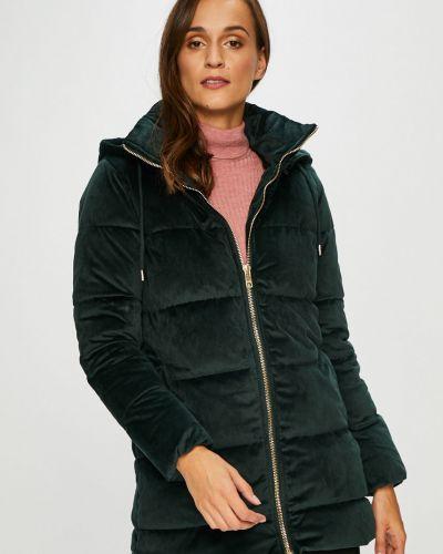 Куртка с капюшоном стеганая с карманами Only