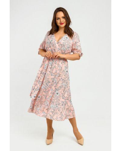 Повседневное платье миди Liza Fashion