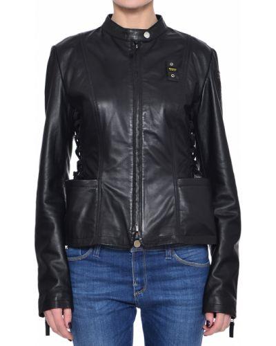 Черная куртка Blauer