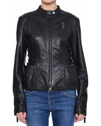 Куртка весенняя черная Blauer