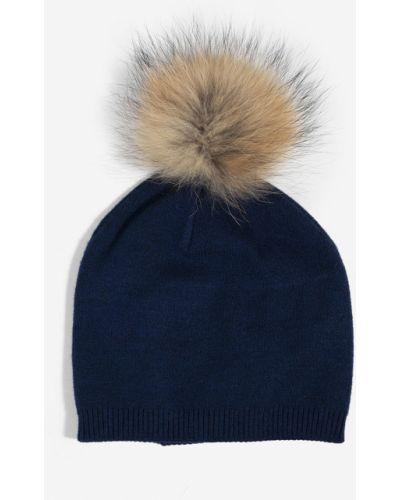 Зимняя шапка с помпоном универсальный Parfois