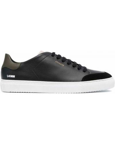 Czarne sneakersy Axel Arigato
