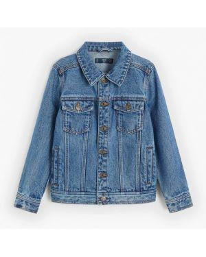 Куртка джинсовая весенний Mango Kids