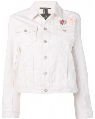Джинсовая куртка на пуговицах Ps Paul Smith