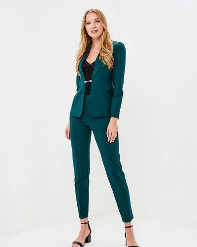 Зеленый брючный костюм Glam Goddess