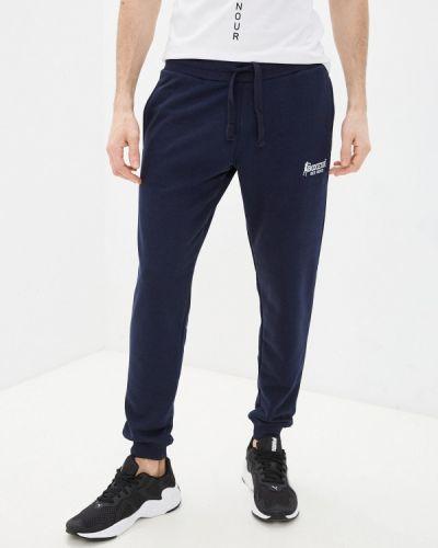 Синие спортивные брюки Boxeur Des Rues