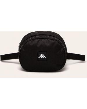Czarna torebka na co dzień Kappa