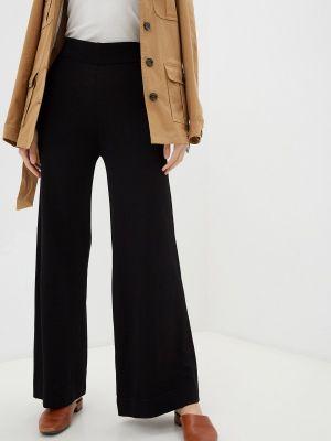 Широкие брюки - черные Gerry Weber