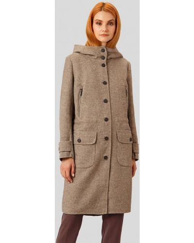 Пальто демисезонное свободное осеннее Finn Flare