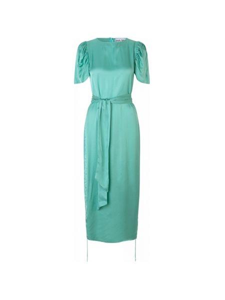 Zielona sukienka Ravn