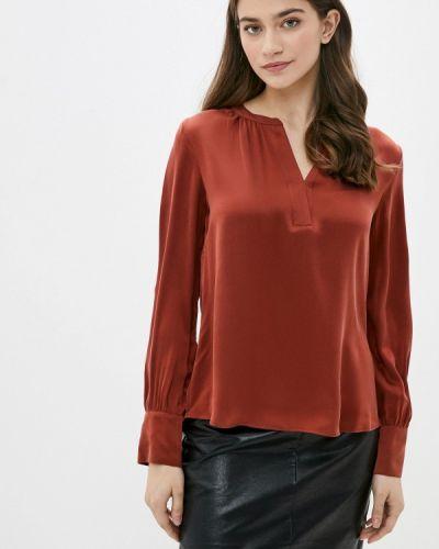 Красная с рукавами блузка Gerry Weber